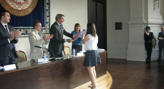entrega premios cátedra 2013-2014