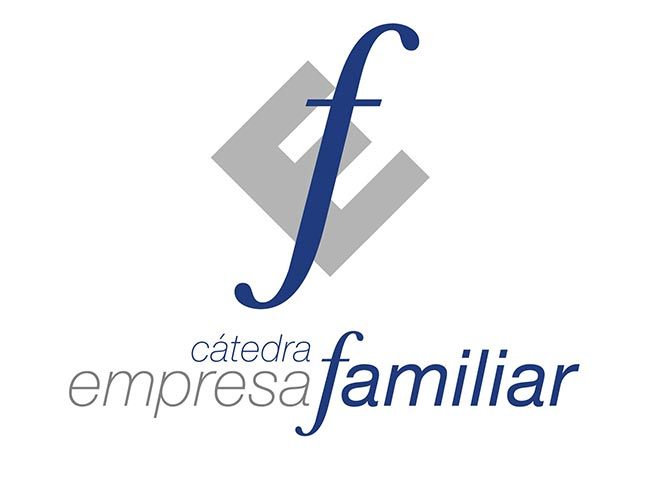 logotipo Cátedra Empresa Familiar