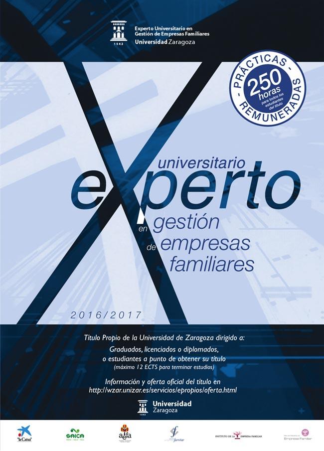 Experto Universitario Gestión Empresas Familiares